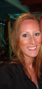 Ironwoman Diaries Blogger, Libby Becker