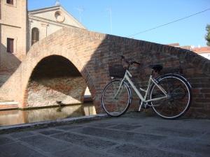 Bike in Comacchio