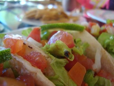 tacos in san juan del sur