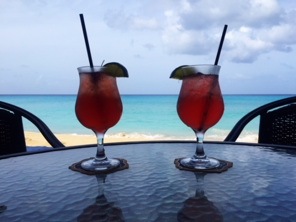 Tropical drinks: St. Croix