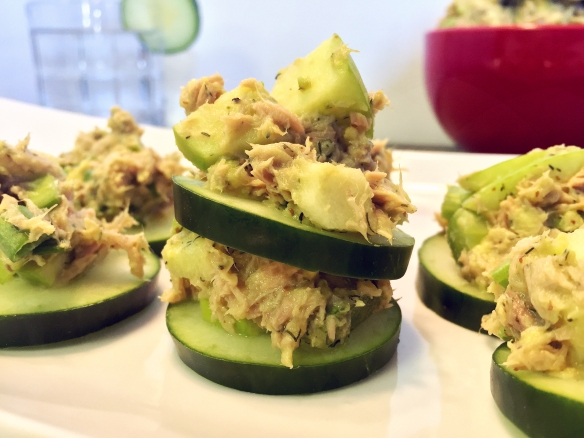 Easy Avocado Tuna Salad Recipe